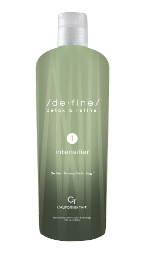 CALIFORNIA TAN / DE-FINE / INTENSIFIER 1